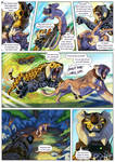 Chui Meets His Match - Page 3 [COMMISSION] by ARVEN92