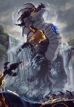 Secret Of The Waterfall [PATREON REWARD]