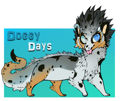 Doggy Days [CLOSED] by pseudodragons-den