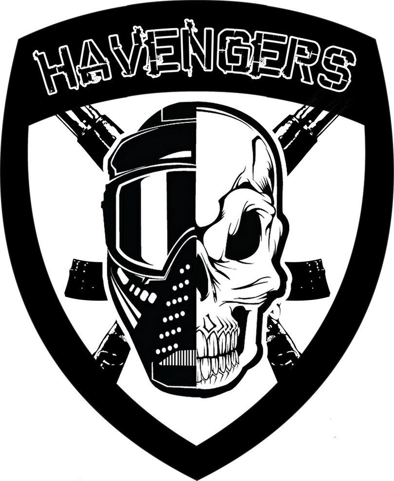 havegers paintball team logo by tsugosan on deviantart rh deviantart com paintball logo maker paintball london