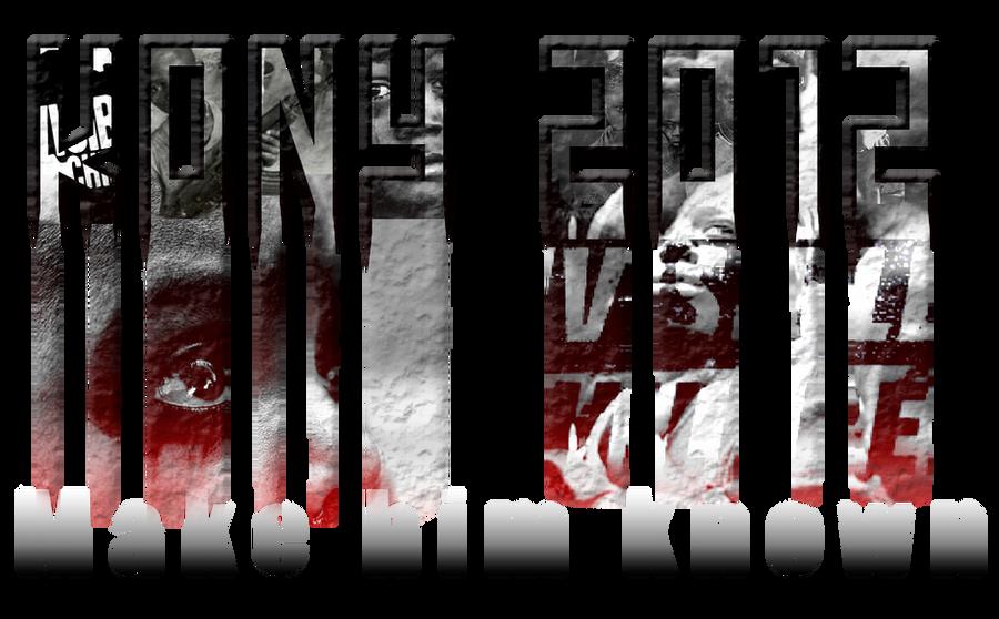Kony 2012 by Dr-Pumpkin