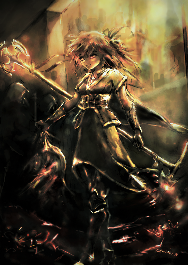 POFV 1: The Executioner by Gewitter8