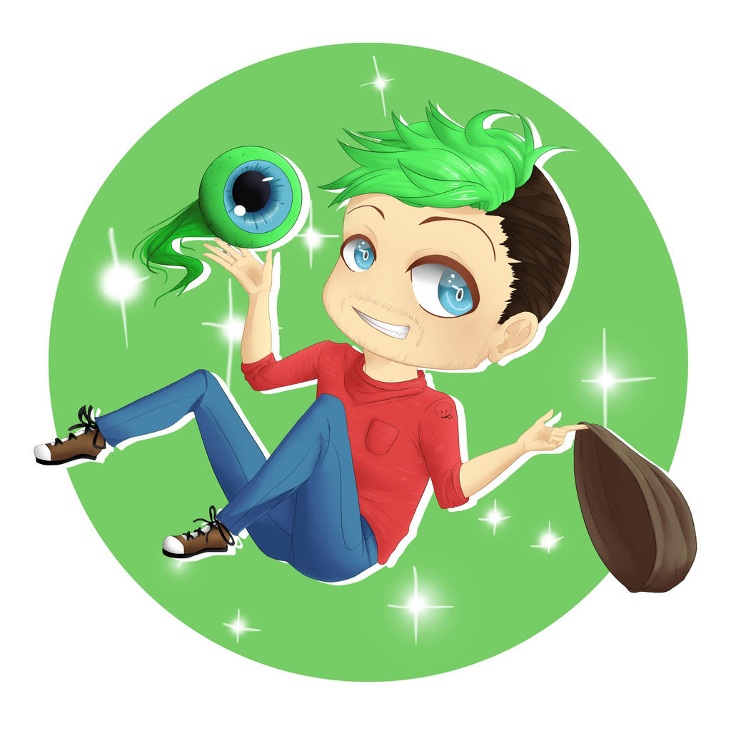 chibi markiplier and jacksepticeye - photo #29
