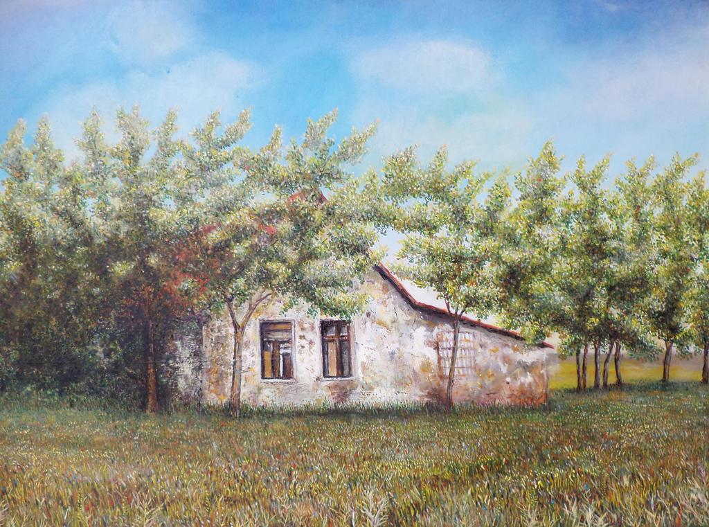 Blazina salas by thesvetislav