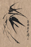 Bamboo on the wind by GRafuk