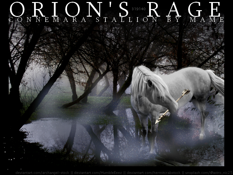 Orion's Rage by chaoticXinsane