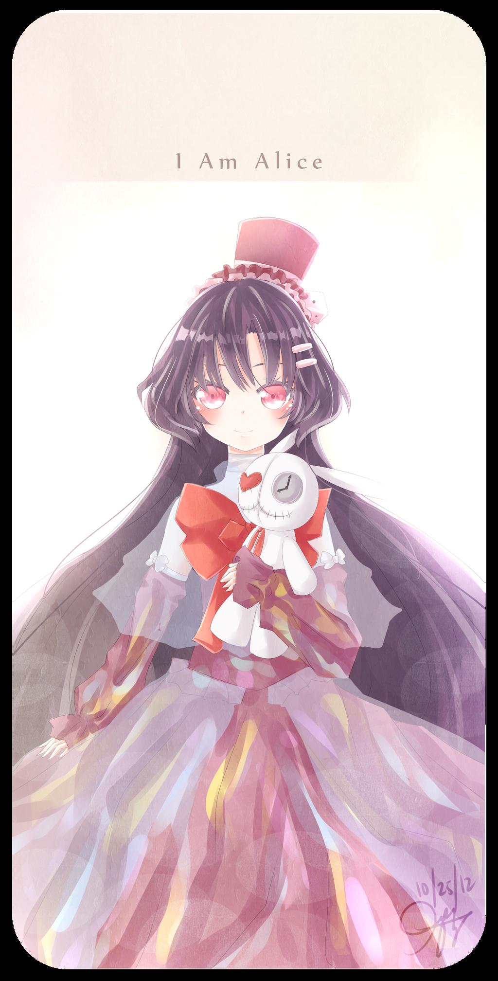 Contest Prize: Alice by neruteru