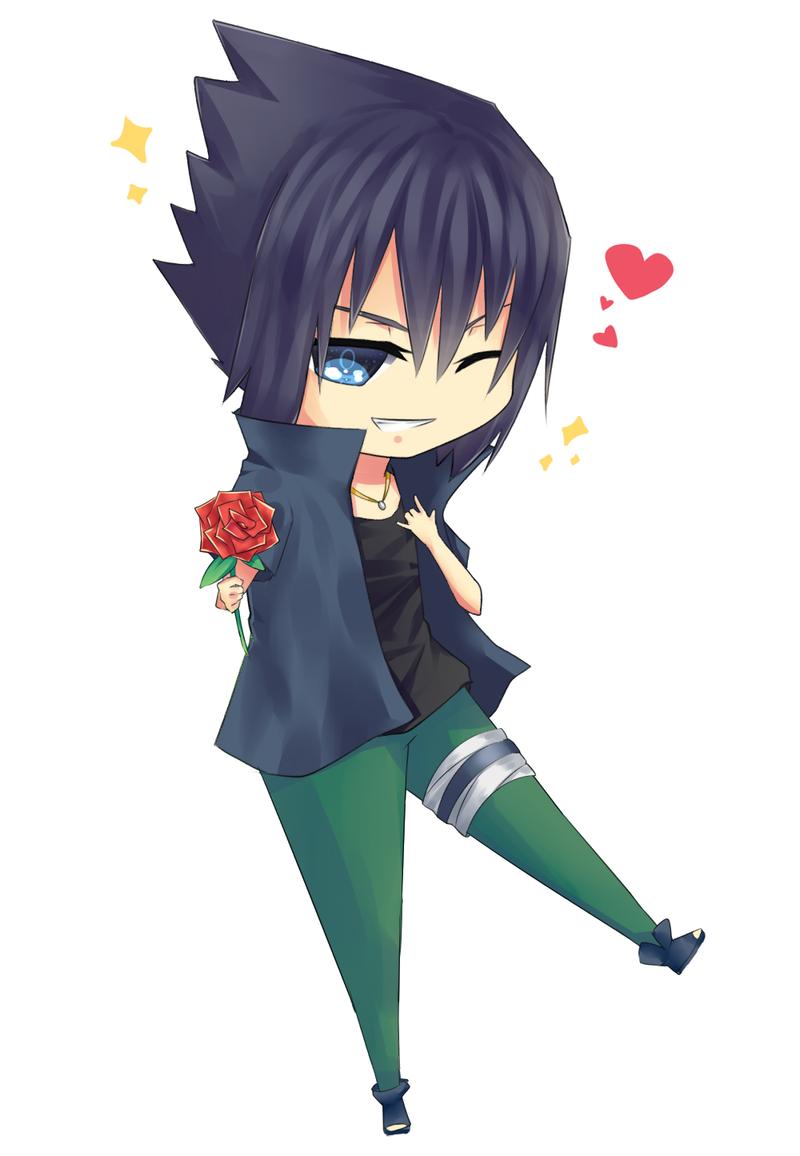 RTN Sasuke by neruteru
