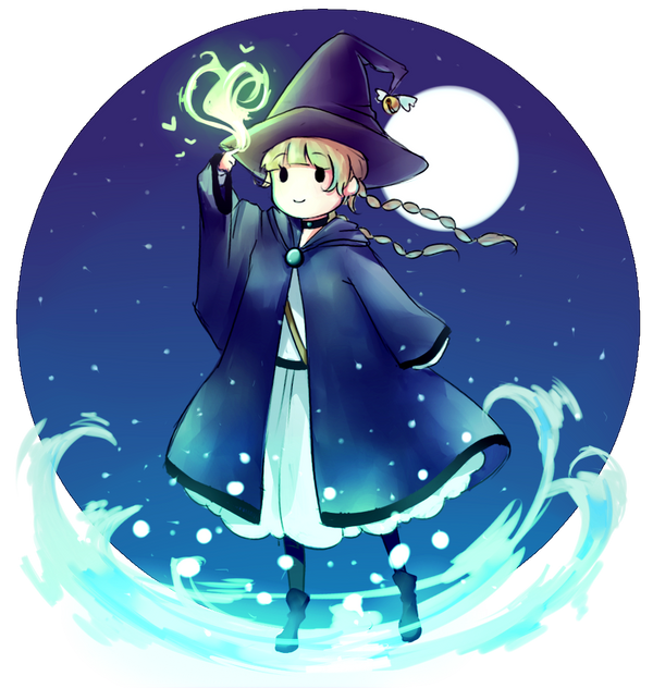 Wiccan by neruteru