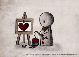 Love is like... by marii85