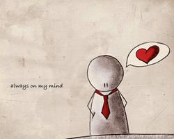 always on my mind by marii85