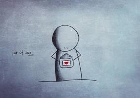 Jar of love.