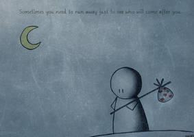 Run away. by marii85