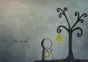 Tree of hope.