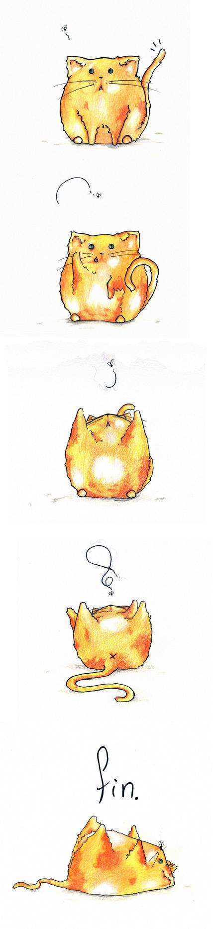 Cat Error by Creative-Caro