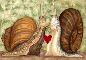 My Valentine by Creative-Caro