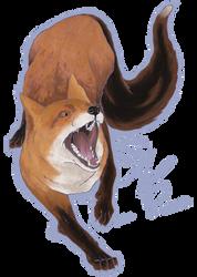 No Fox by Creative-Caro