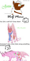 Wolf Meme: Jystin