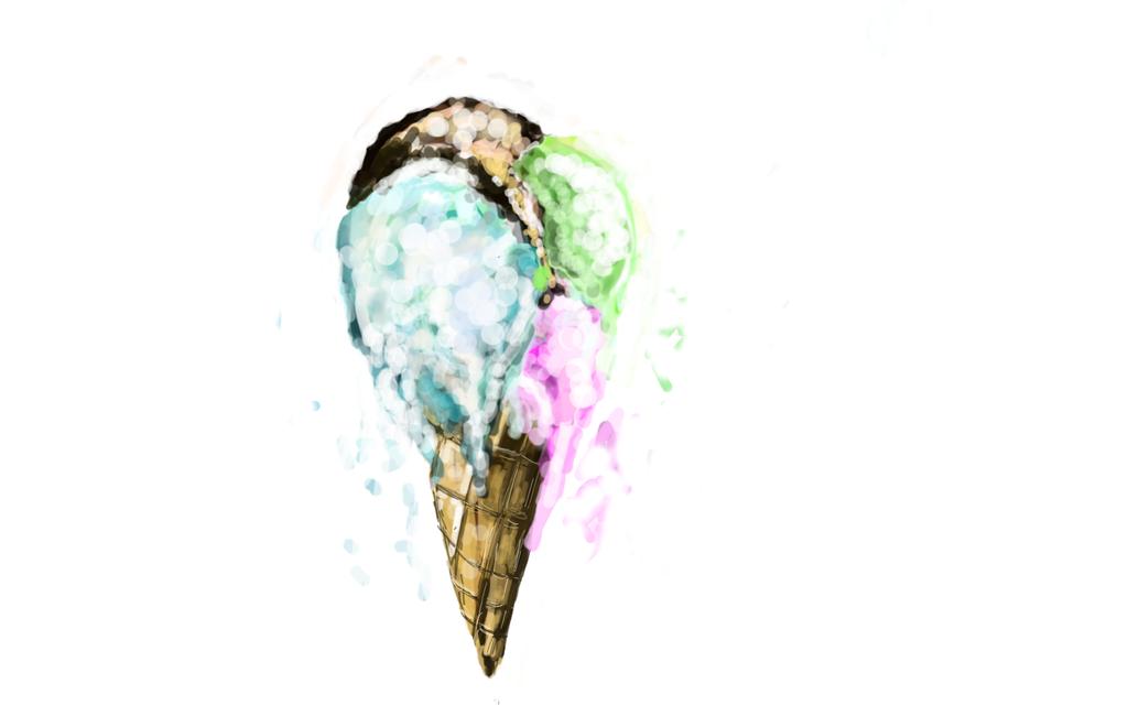 icecream by TiZiS