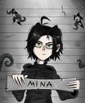 Mina - original character