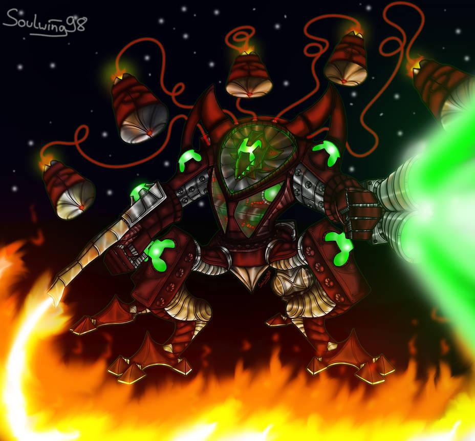 Vigor, raging behemoth