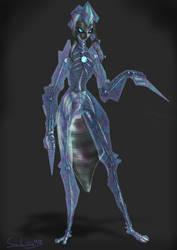Freezer Automaton, Thilarie the unbound (Sep 2020)