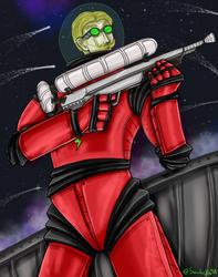 Raffle Reward, Captain Plasma (Dec 2020)