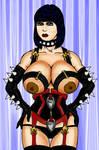 Raven Mistress by Grey-Garou