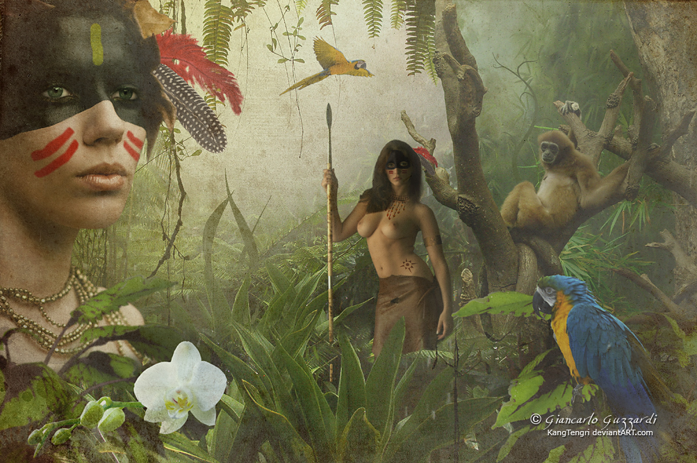 Jungleland by KangTengri