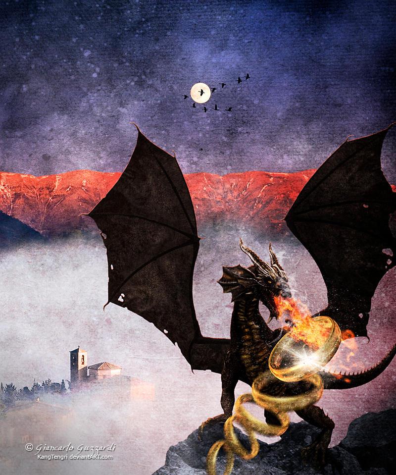 Nibelungs, the awakening of the dragon by KangTengri
