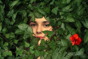 Poison Ivy by KangTengri