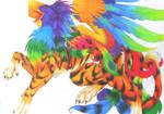 Rebirth of Color by animeghostygirl
