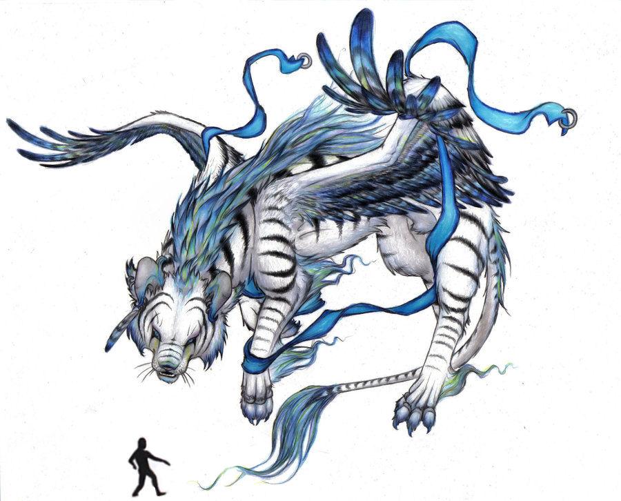 RIFT Colossus: Sky God by animeghostygirl