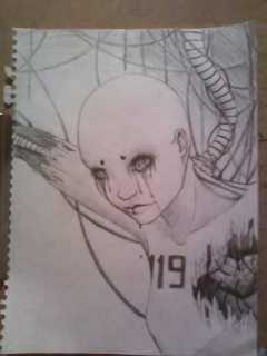 Cyborg #119 by animeghostygirl