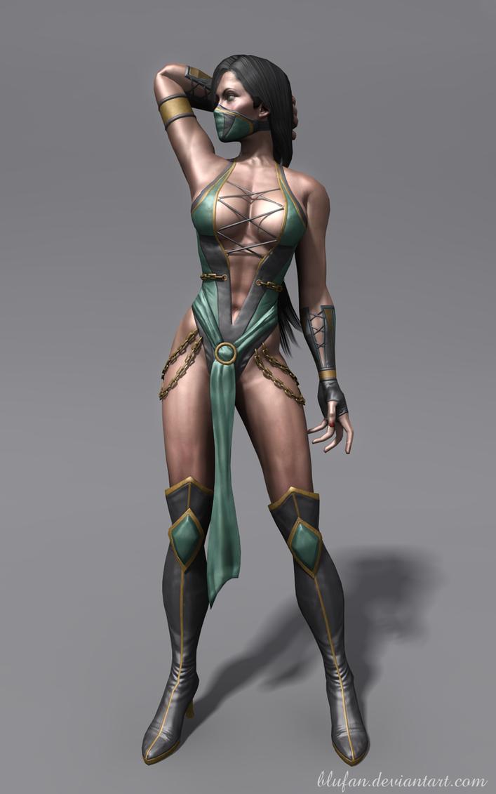 Jade 2 by blufan