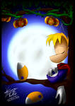 Rayman - Sleeping (remake)