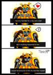 Bumblebee - Having Bumblebee
