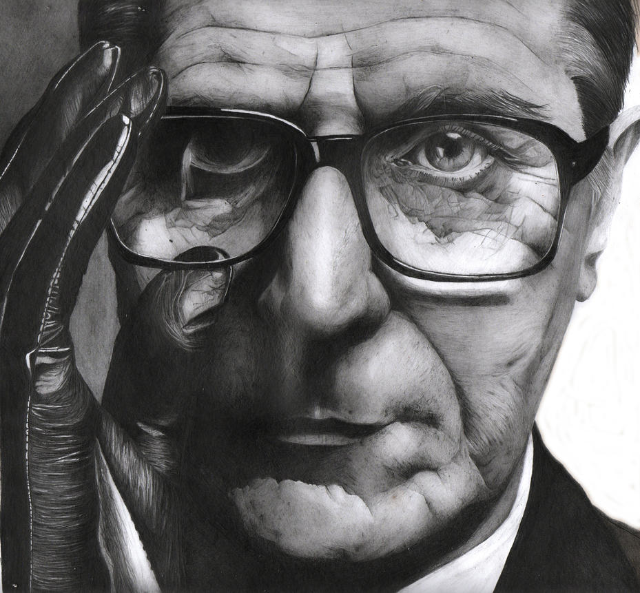 Gary Oldman - FINISHED by drSIDDHI