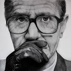 Gary Oldman by drSIDDHI