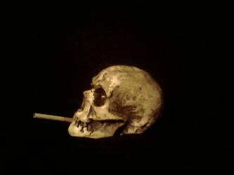 smoking kills by darkfiredragon92
