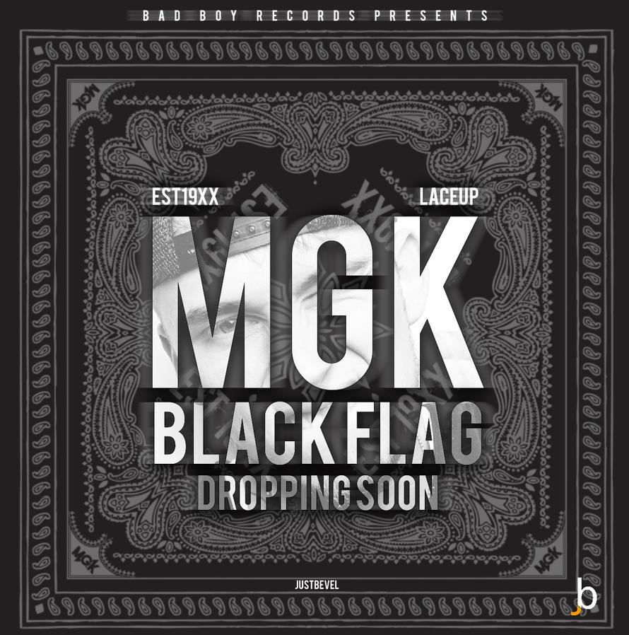 machine gun black flag mixtape