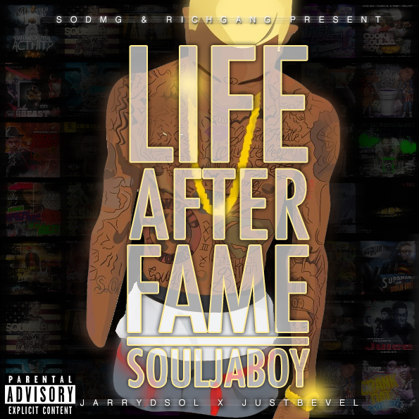 Soulja Boy Before And After Fame Soulja boy - life after fameSoulja Boy Before And After Fame
