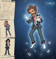 Magician by TarXor