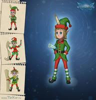 Elf by TarXor