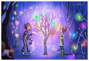 New Year 2014 by TarXor