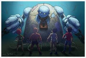 Great Monster by TarXor