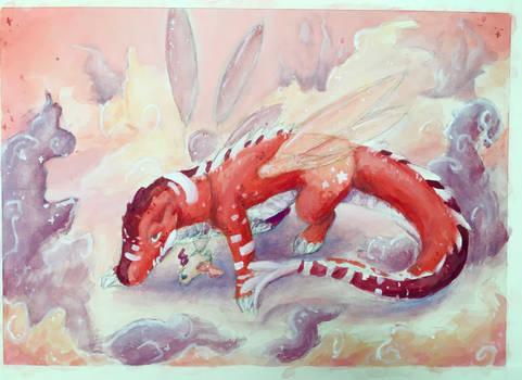 He's Not A Dragon