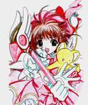 Sakura and Kero chan 1