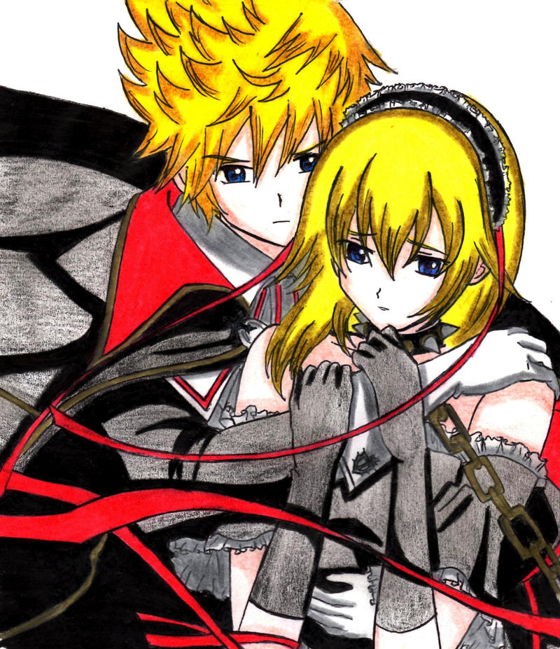 Rokunami/Tsubasa Reservoir Chronicle Crossover By