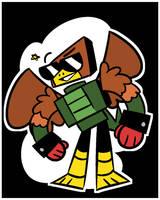Hawkodile!